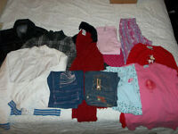 Girl's clothing lot (lg-xlg)
