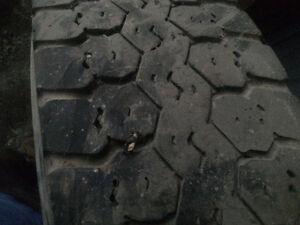 11R24.5 Firestone Tire & Rim Cornwall Ontario image 5
