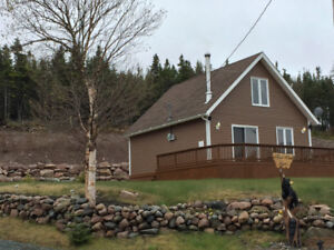 Beautiful Cabin/90 Minutes to St.John's/Realtors Welcome