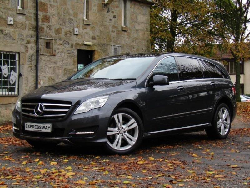 2013 Mercedes-Benz R Class 3 0 R350 CDI BlueEFFICIENCY L 7G-Tronic Plus 5dr  | in Bishopbriggs, Glasgow | Gumtree