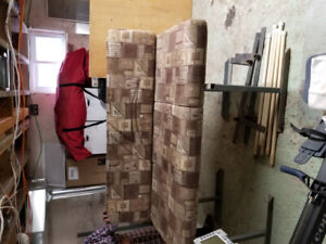 RV/Travel Trailer/Camper fold out couch bed