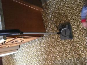 Shark rechargeable floor vacuum
