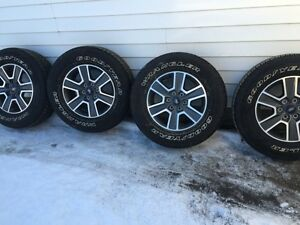 18' P275-65-18 2016 FORD F150 BRAND NEW $1400 FIRM