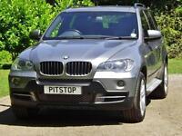 BMW X5 Xdrive 3.0d SE 5dr DIESEL AUTOMATIC 2009/09