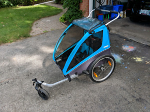 Thule Coaster and Stroller