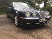 Jaguar S-Type 3.0 V6 SE Auto Lovely Car With Full Service History