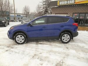 2014 Toyota RAV4 LE FWD Peterborough Peterborough Area image 3