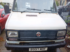 Talbot Express 2.0 Camper van spares/repair/project