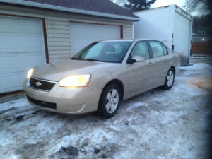 06 Chevrolet Malibu LE Sedan, Clean Inside-out, Runs Like New