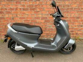 Lexmoto C1S Electric Scooter own this bike from only a £9.59 week