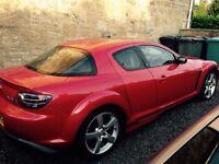 Mazda rx8 rx-8 231bhp