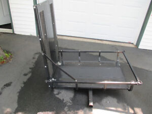 Gear Cage SP Cargo Rack with Gear Cage Ramp