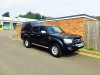 2008 Ford Ranger 3.0TDCi auto XLT Thunder Double Cab ONLY 48K NO VAT