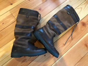 Dubarry Galway women's riding boots