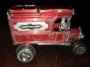 REDUCED Model T Van