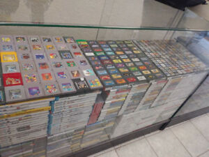 DS,GBA,3ds,Gameboy,Wii, Wii u games for sale (Chad's Game Room)