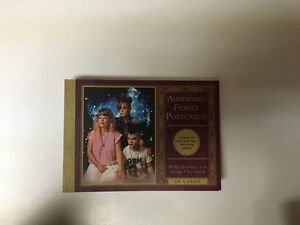 awkward family photo postcards book