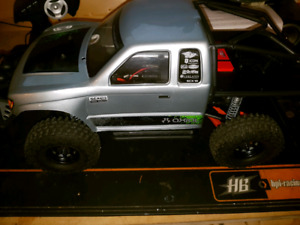 Trade RC Honcho for Jeep accessories or car audii