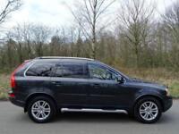 2010 Volvo XC90 2.4 AWD Geartronic D5 SE..7 SEATS..VERY HIGH SPEC..STUNNING !!