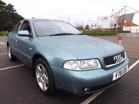 Audi A4 1.8 auto 1999 SE 65000 MILES F/S/H