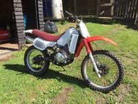 Honda mtx 125