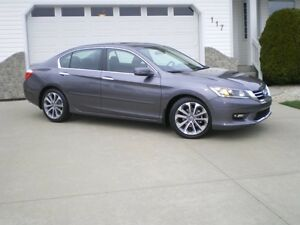 2015 Honda Accord Sport Sedan, Mint Condition