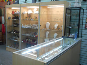 Show case & cabinet display