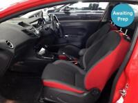 2014 FORD FIESTA 1.0 EcoBoost 140 Zetec S Red 3dr