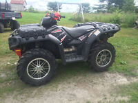 MINT 2013 POLARIS 850 XP LIMITED EDITION (FINANCING AVAILABLE)
