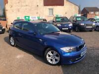 2009 58 BMW 116i 1.6 ( Dynamic pk ) SE 3 DOOR HATCHBACK LOW MILEAGE WARRANTY