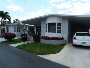 Maison à louer au Pine Tree Park, Deerfield beach, Fl.
