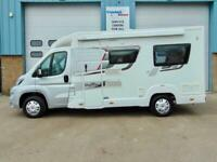 Elddis Majestic 140 2015/64 with just 21000 miles from new DIESEL MANUAL 2015/64