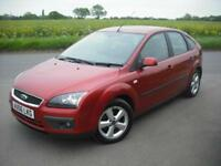FORD FOCUS 1.6 ZETEC CLIMATE *LOW MILEAGE* GREAT HISTORY *BRILLIANT CONDITION*