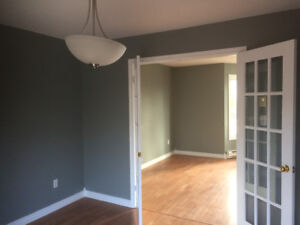 Newly renovated two storey for lease