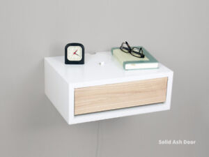 Floating nightstand floating bedside table (NEW)