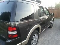 2007 Ford Explorer SUV,