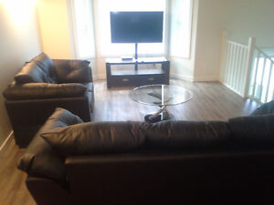 furnished, all included, crews welcome, available April 3rd