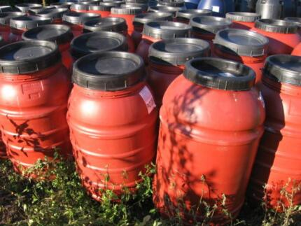 44 Gallon 200 Litre Stainless Steel Drum Food Grade