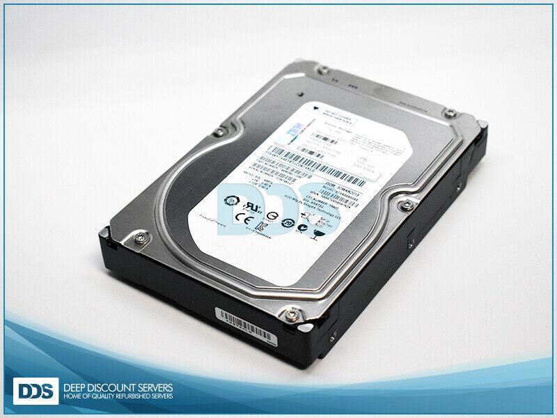 45W7766 IBM 3TB SAS2 6.0Gb/s 7K2 LFF Enterprise Hard Drive ST33000650SS