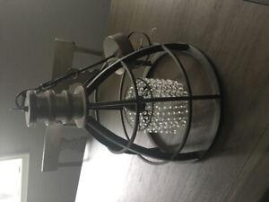 Lighting fixture - antique look