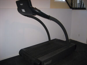 4Front Woodway Treadmill for sale - Run on the very best!