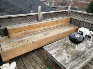 Bench Buy Or Sell Patio Amp Garden Furniture In Toronto