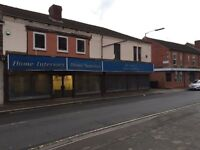 Shop To Let in Mexborough South Yorkshire £380 Per Week 10,000 Sq ft (May Sell)