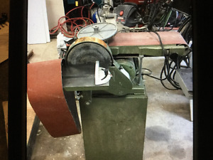 Busy Bee 6/9 woodworking sander