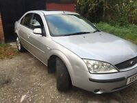 Ford Mondeo 2001 **Good Spec**