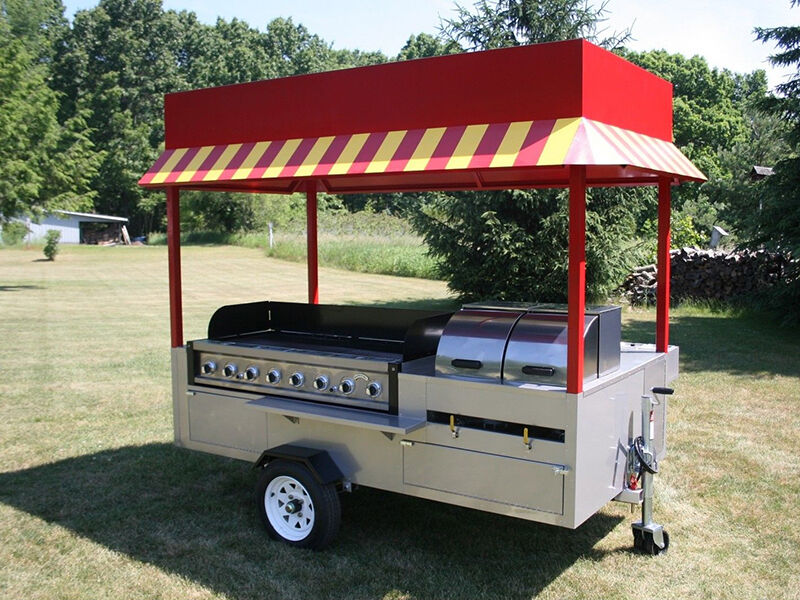 Buying A Hot Dog Cart Business