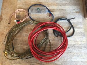 stereo wire kit