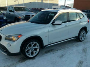 2012 BMW X1 28i SUV, ROOF....WE FINANCE EVERYONE.....