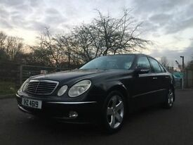 Mercedes E class 320 cdi fully loaded
