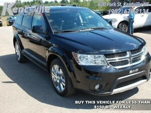 2015 Dodge Journey R/T  - Leather Seats -  Bluetooth -  Heated S